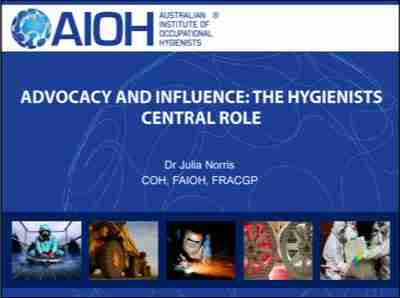 Advocacy & Influence: The Hygienists Central Role